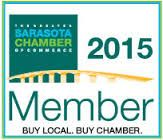 Member Of SRQ Chamber Of Commerce